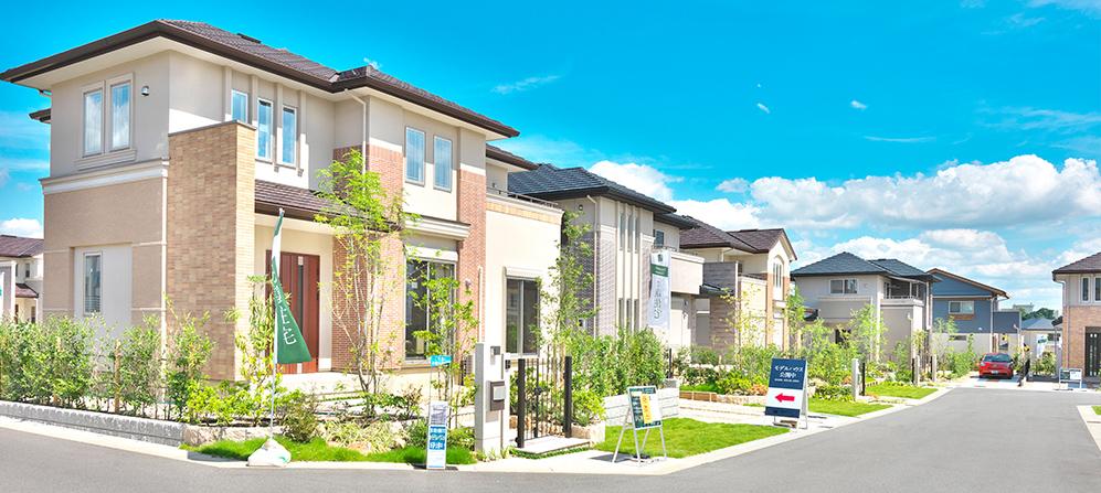 新築住宅・建て替え